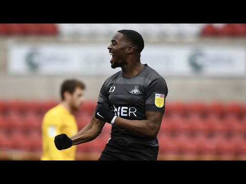 Swindon Town 1 Doncaster Rovers 2   highlights