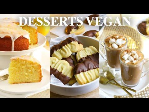 4-recettes-sucrÉes-|-vegan-&-facile