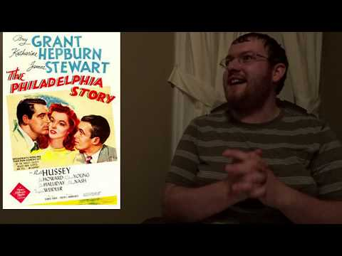 The Philadelphia Story (1940)- Martin Movie Reviews| A Tad Overrated
