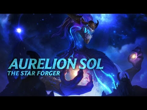 Aurelion Sol: Champion Spotlight | Gameplay - League of Legends