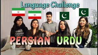 Language Challenge: Persian vs Urdu
