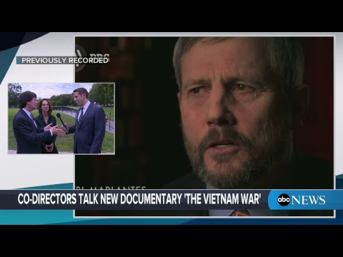 Ken Burns interview on new PBS documentary 'The Vietnam War'