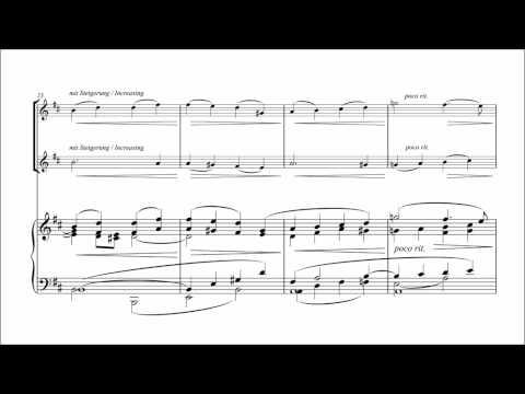 Evening Prayer - Violin Duet
