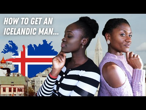 How To GET An ICELANDIC Man 🇮🇸 | Dating & Marriage In ICELAND // Our Experiences