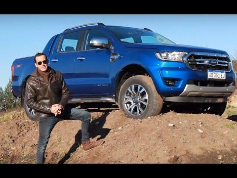 Test Ford Ranger Limited - Jose Luis Denari - C5N Motores