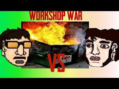 Workshop WAR (Hotline Miami 2 rare lost campaign)