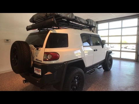 2013 Toyota FJ Cruiser Johnson City TN, Kingsport TN, Bristol TN, Knoxville TN, Ashville, NC TP2334