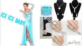 Halloween DIY Costume Ideas! Disney Frozen Elsa, Lady Pirate, Nun, Sexy Referee Costume Accessories Thumbnail