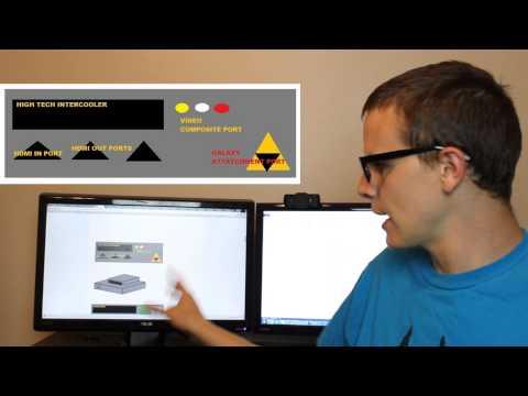 Kickstarter Crap - the cybermatrix 100 tu01