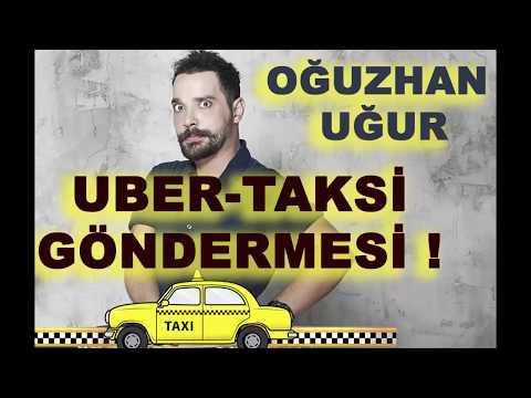 Oğuzhan Uğur Uber-Taksi Göndermesi