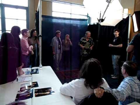 Meeting Starsky & Hutch in 2012 (Paul Michael Glaser & David Soul)