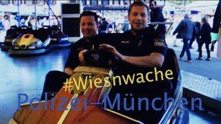 #Wiesnwache Münchener Polizei UNGLAUBLICH lustig bei twitter