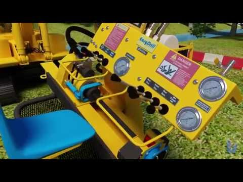 Mini Horizontal Directional Drilling - How it Works