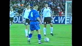 Greece -  Germany  WC 2002 Qualifiers