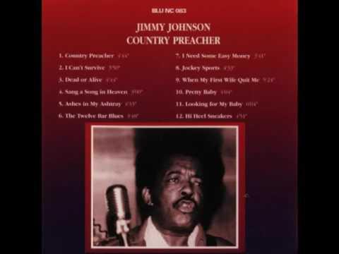 Jimmy Johnson - County Preacher (Full Album)