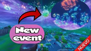 Fortnite es Secret Event (Neujahr)