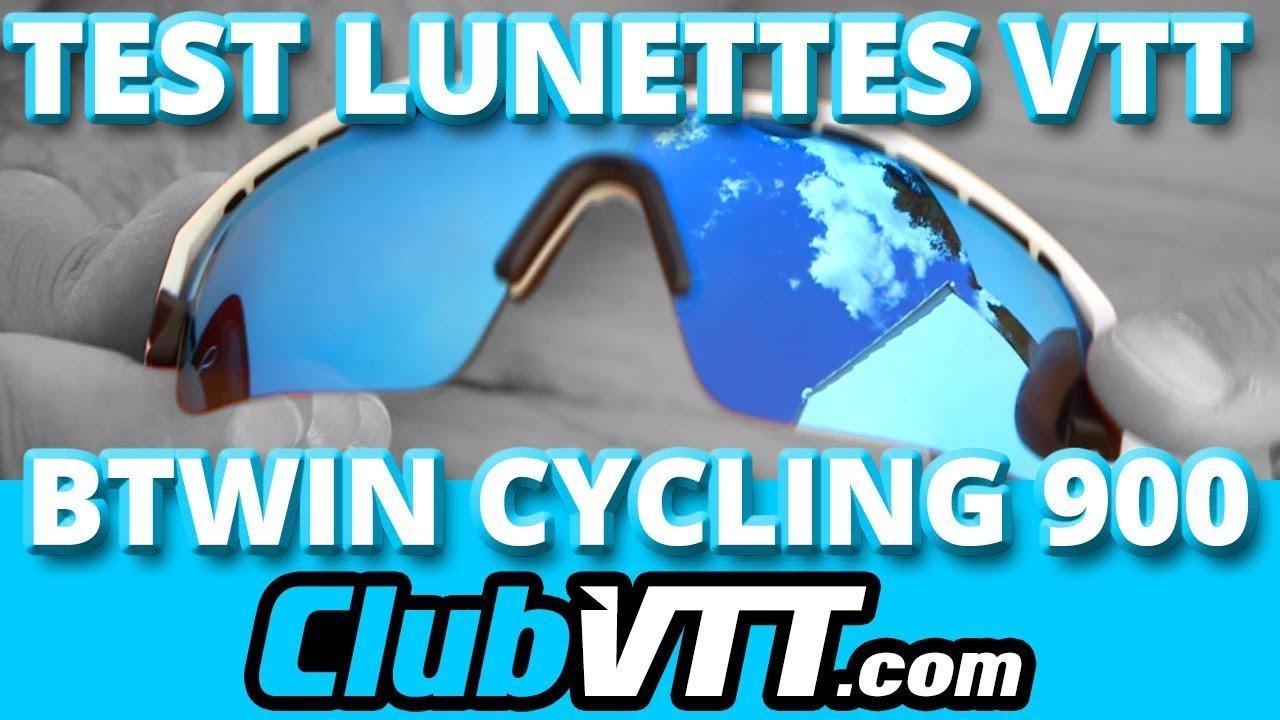 Aimant302 Btwin Vélo Cycling Lunettes Le 900 Avec De Top FT1cKlJ