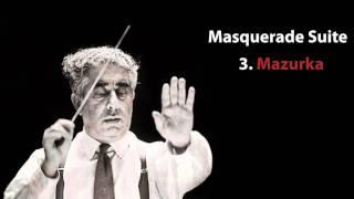 Masquerade Suite - Mazurka