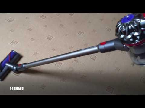 Testing & Review of Dyson V8 Animal Handheld Vacuum