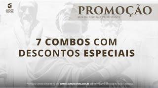 Promoção Mês da Reforma Editora Cultura Cristã