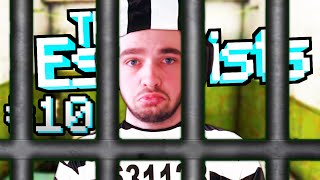 LOCKED UP AGAIN! - The Escapists #10