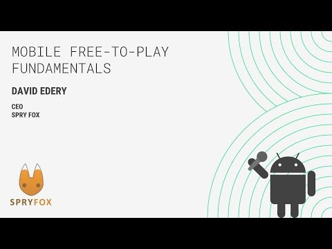 Mobile free-to-play fundamentals (Indie Developer Day, Seattle 2018)