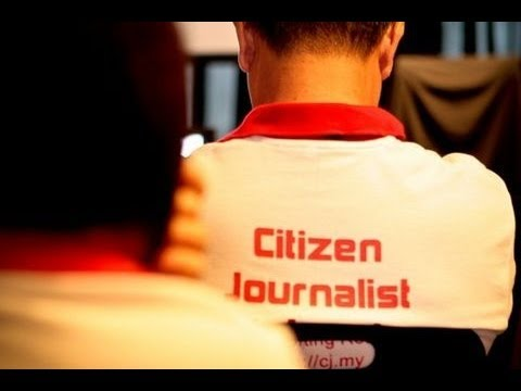 Malaysia's Citizen Journalists Break New Ground