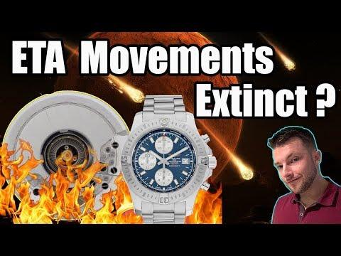 ⌚ ETA Movements Extinct?