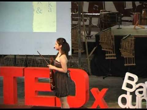 TEDxBandung - Eya Grimonia - Musik: Universal, Satu, & Di Mana-mana.mp4