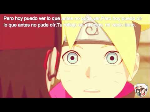 "Boruto: Naruto The Movie Theme Song ""Diver"" Fandub Español Latino"