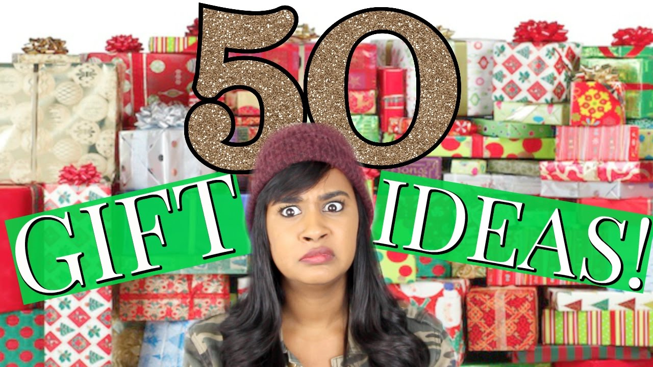 50 WEIRD & UNIQUE Christmas Gift Ideas For EVERYONE On Your List ...