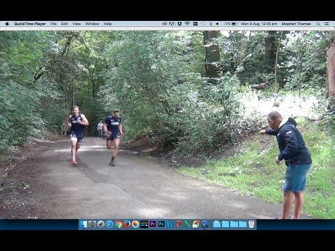 #SharksPreSeason - Time For Hill Running