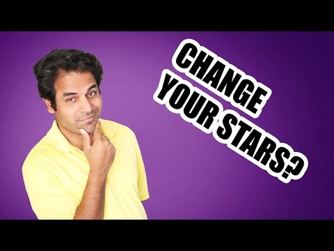 How to change your stars and luck in astrology - YouTube