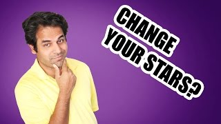 How to change your stars and luck in astrology