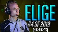EliGE - BEST NA PLAYER! - HLTV.org's #4 Of 2019 (CS:GO)