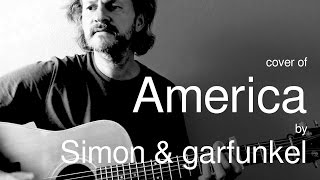 Cover of 'America' by Paul Simon