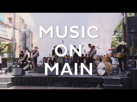 Music on Main Free Summer Concert Series- Presented by Portland'5 Centers for the Arts