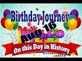 Birthday Journey August 16 New