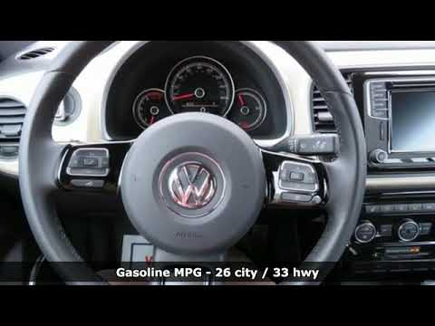 New 2019 Volkswagen Beetle Convertible Portsmouth NH Portland, ME #B7806