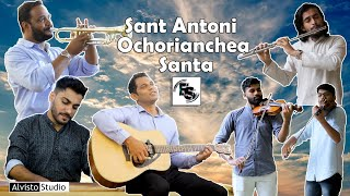 Sant Anthoni Ochorianchea Santa (Traditional) || Elton Simoes|| Ft. Elvis Mascarenhas