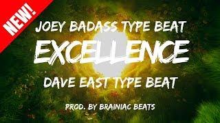 Rap Beat | Joey Badass Type Beat | Dave East Type Beat | Buy Rap Beats Excellence by Brainiac Beats