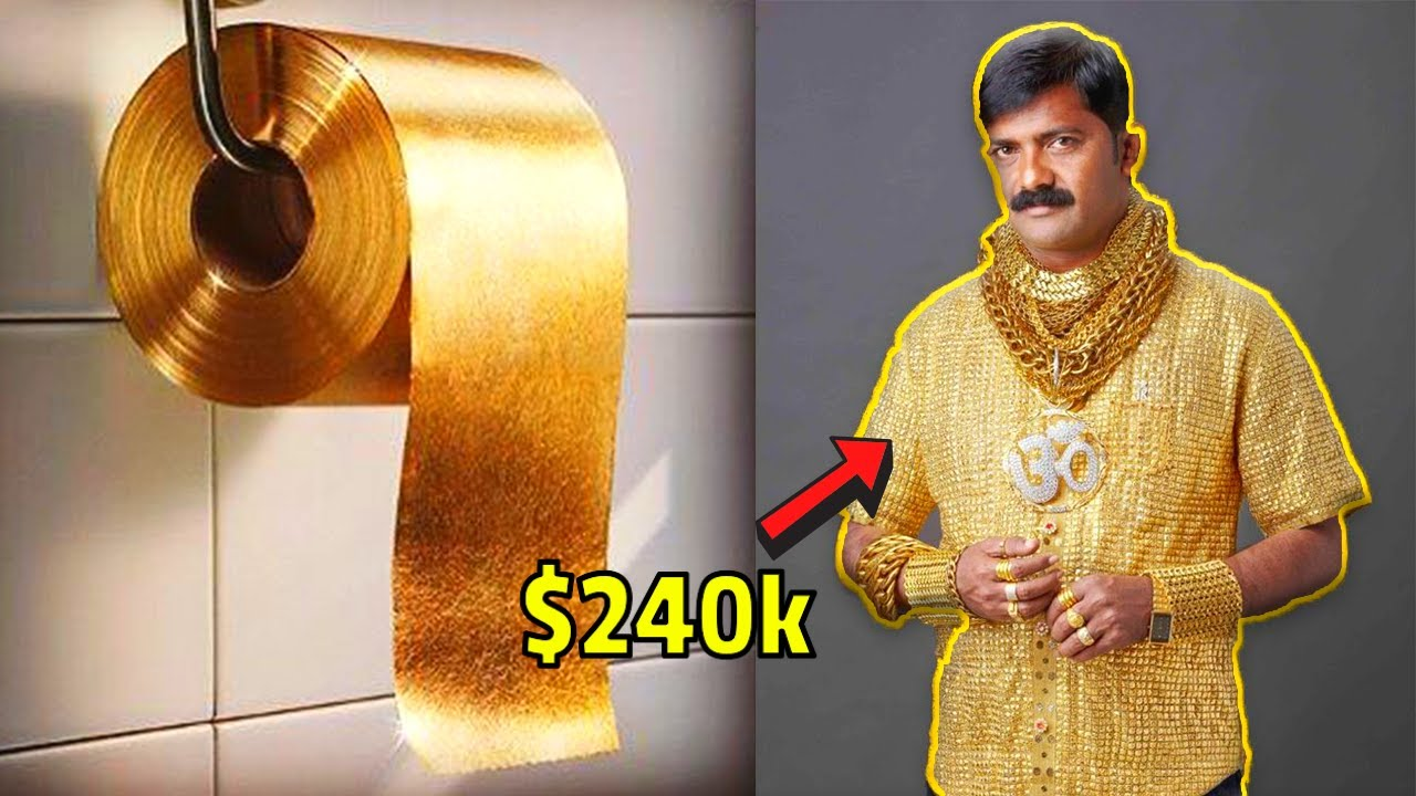 5 Most Ridiculously Expensive Things Ever - TOP 5 LIST