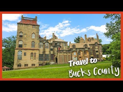 Travel to Bucks county, Pennsylvania