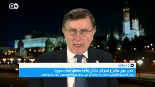 """المحلل السياسي ماتوزوف: روسيا  ترفض بناء """"جدار برلين"""" جديد في سوريا"""