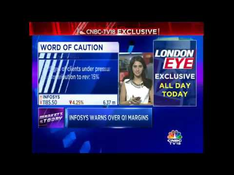CNBC-TV18 Exclusive: Long-Term Growth: Infosys Upbeat
