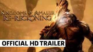 Kingdoms of Amalur: Re-Reckoning - Nintendo Switch Announcement Trailer