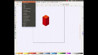 How To: Isometric Grid in Inkscape