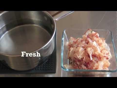 Dashi (fish Broth) Recipe - Japanese Cooking 101