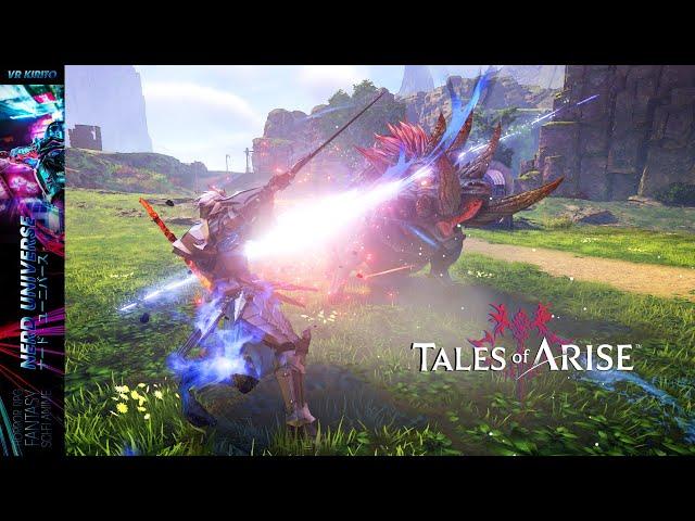 Tales Of Arise   #11 Einfach mal... Nebenquest-Action ✮ PC   Deutsch   JP O-Ton