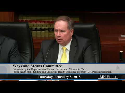 House Ways and Means Committee  2/8/18